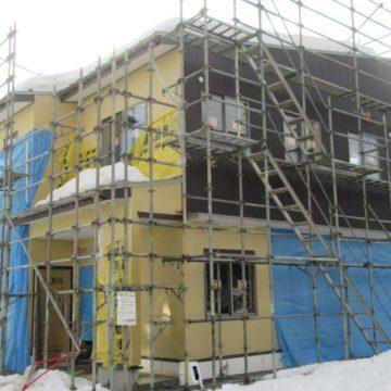 長岡市S様 飲食店兼住宅新築工事