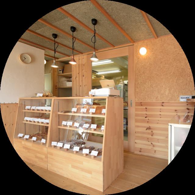 2017年 みんなの建築コンペ 特別賞受賞 新潟市みなと街ベーカリー様店舗