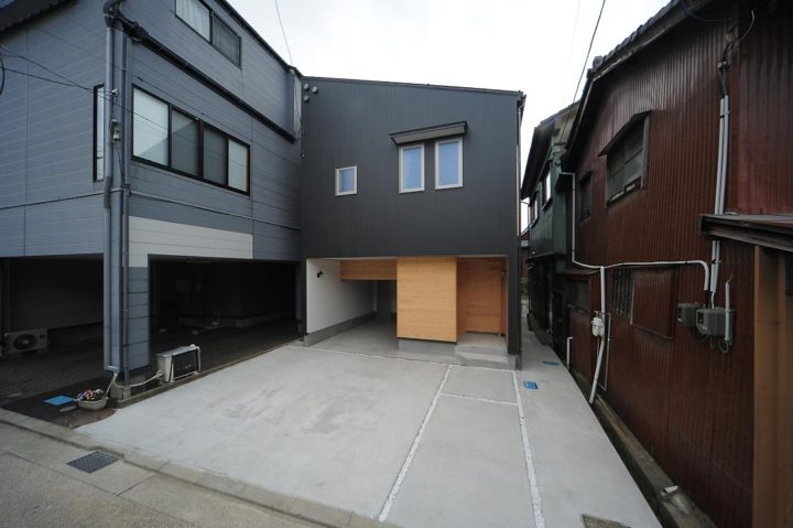 新潟市中央区東湊町通 K様邸 外観