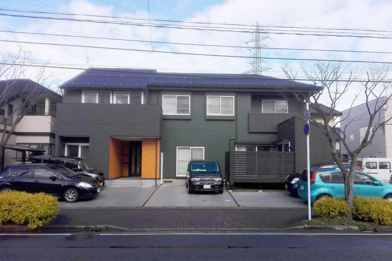 新潟市ときめき西の住処 vintage house